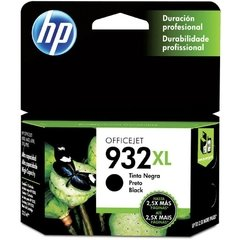 Cartucho HP 932XL negro