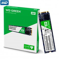 SSD estado solido M.2 480GB WD Green