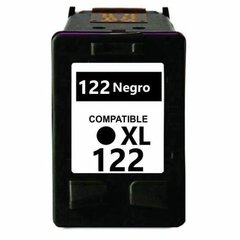 Cartucho Alternativo HP 122XL Negro