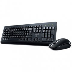 Kit mouse y teclado USB GENIUS KM-160