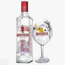 Gin Beefeater London Dry 750ml na internet