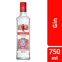 Gin Beefeater London Dry 750ml - comprar online