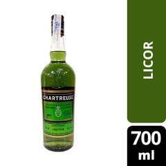 Licor Chartreuse Green 700ml - comprar online