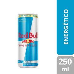 Red Bull Sugar Free 4pack 250ml - comprar online