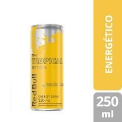 Red Bull Tropical Lata 250ml Cx24 - comprar online