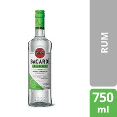 Rum Bacardi Big Apple 750ml - comprar online