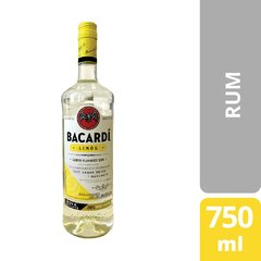 Rum Bacardi Big Lemon 750ml - comprar online