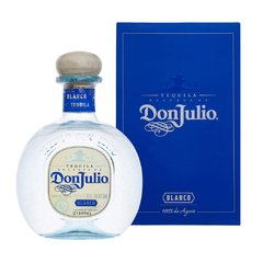 Tequila Don Julio Blanco 750ml - comprar online