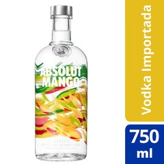 Vodka Absolut Mango 750ml - comprar online