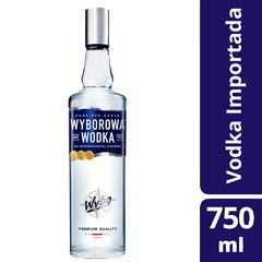Vodka Wyborowa 750ml - comprar online