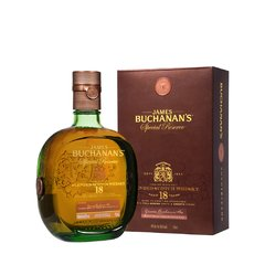 Whisky Buchanan's Special Reserve Aged 18 Years 750ml - comprar online