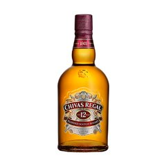 Whisky Chivas Regal 12yo 750ml