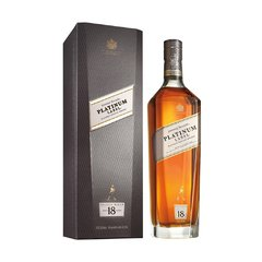 Whisky Johnnie Walker Platinum Label 750ml - comprar online