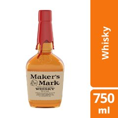 Whisky Maker's Mark 750ml - comprar online