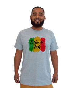 Camiseta Cinza - Tribo de Jah Colors