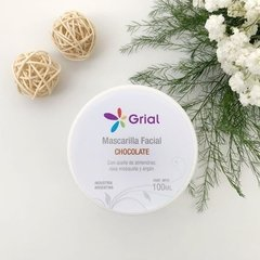 GRIAL MASCARILLA FACIAL CHOCOLATE