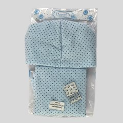 Poncho polar estampado art. 37