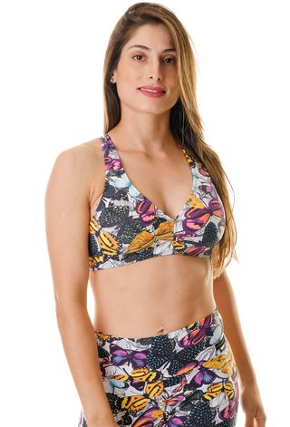Top Fitness Estampado BTA Himalaya