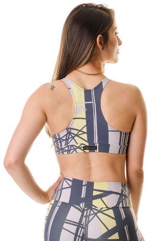 Top Fitness Estampado AMR Himalaya