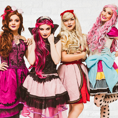Chamada Encantada da Ever After High (20min)