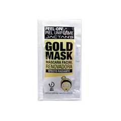 Gold mask- mascara facial renovador