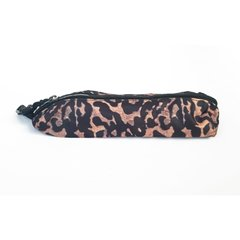 Set mochila + cartuchera estampado ANIMAL PRINT - Clandestine