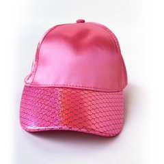 Gorro Cap Mermaid - Fucsia