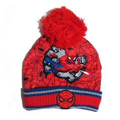 Gorro pompón Spiderman