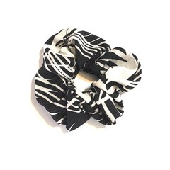 Scrunchie estampado