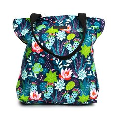 Tote Bag estampado - Cactus