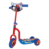 Monopatin Unibike 3 ruedas Spiderman