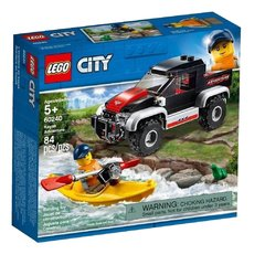 Lego City Kayac Adventure 60240