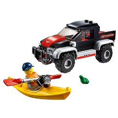 Lego City Kayac Adventure 60240 - comprar online