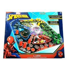Juego Ludo Ultimate Spiderman Marvel