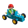 Playmobil niño con karting special plus