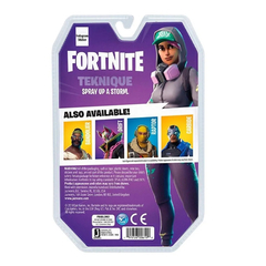 Muñeco Teknique Fortnite Original en internet