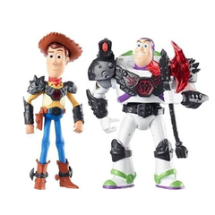 Toy Story Oferta Woody Y Buzz Battle Armor Edicion Especial