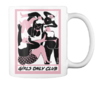 caneca girls only club