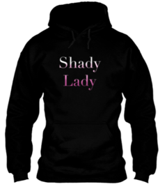 Moletom Shady lady