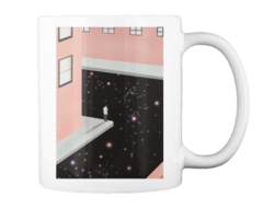 caneca alone in space