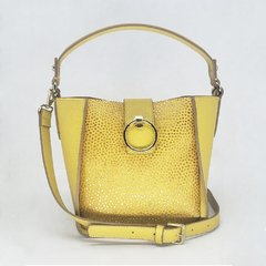 Mini Bag Bee Ouro EcoNine