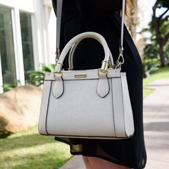 One Couro Lezard Off White - Nine Hofman - Bags & Shoes