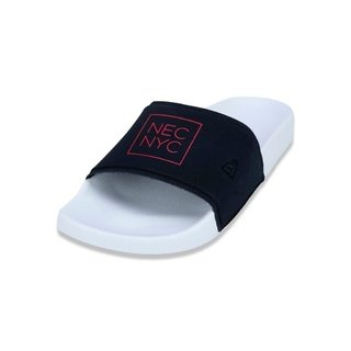 CHINELO NEW ERA SLIDE NYC BOX BRANCO