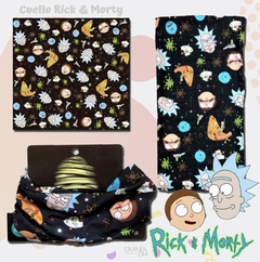 Cuello Rick & Morty