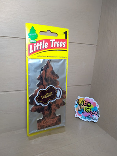 Little Tree Leather Couro