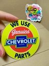 Adesivo Interno Chevrolet Genuine Parts