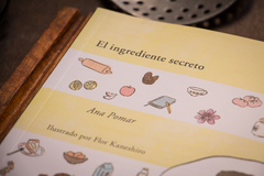 El ingrediente secreto, Ana Pomar