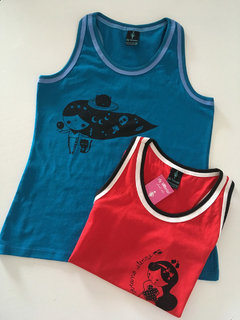 Combo Musculosas - Pack x 2