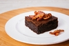 Brownie de Chocolate com Bacon