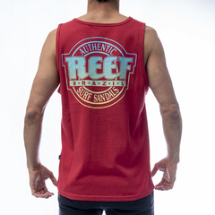 Authentic Fade Tank - Reef